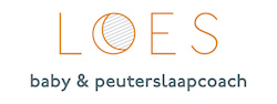 Slaapcoach Loes Logo